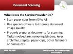 document scanning5