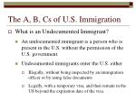 the a b cs of u s immigration11