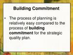 building commitment42