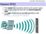 passive rfid