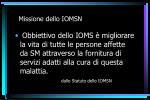 missione dello iomsn14