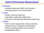 active performance measurement27