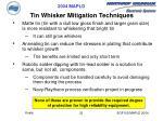 tin whisker mitigation techniques