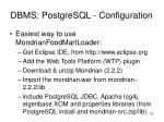 dbms postgresql configuration15