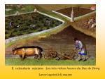 il calendario miniato les tr s riches heures du duc de berry lavori agricoli di marzo