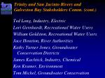 trinity and san jacinto rivers and galveston bay stakeholders comm cont
