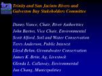trinity and san jacinto rivers and galveston bay stakeholders committee