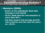 spanish housing bubble