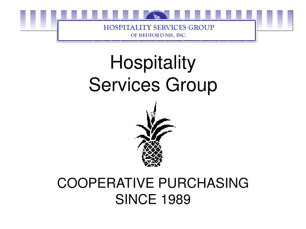 hospitality services group l.