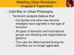 modeling urban revolution uruguay s tupamaros10