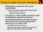 theory of urban terrorism marighella4
