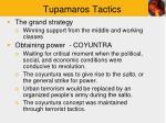 tupamaros tactics