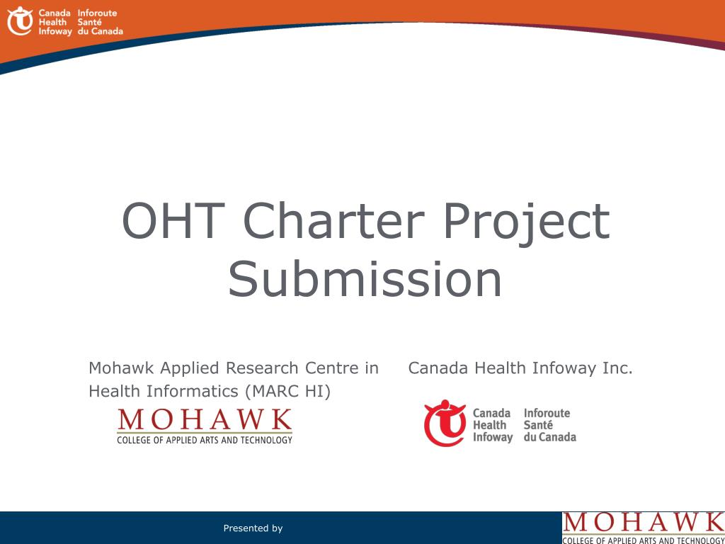 oht charter project submission l.