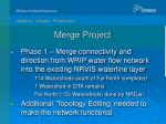 merge project