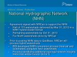 national hydrographic network nhn