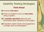 usability testing strategies19