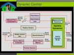 dynamic control