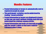 moodle features12