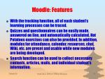 moodle features13