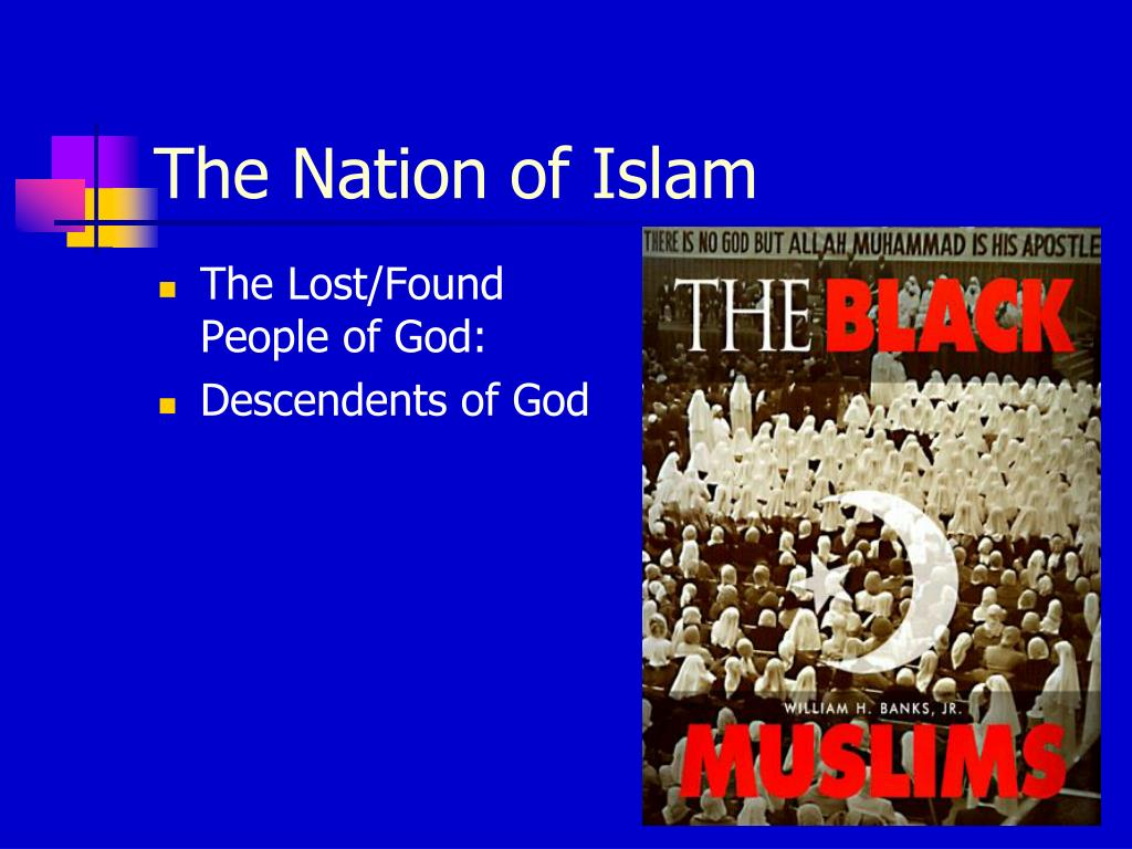 the nation of islam l.