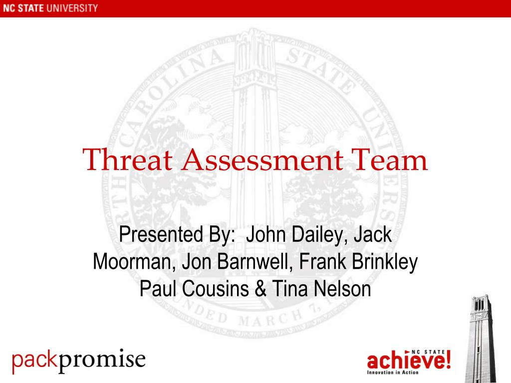 threat assessment team l.