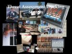 threat assessment tracking system