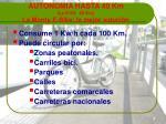 autonomia hasta 40 km la e 50 60 km la monty e bike la mejor soluci n