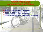 china pa s lider en producci n de e bikes