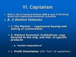 vi capitalism