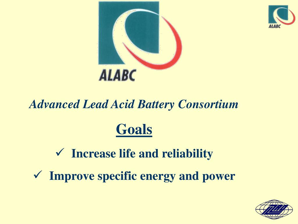 Advanced Lead Acid Battery Consortium