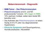 nebennierenmark diagnostik