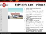 belvidere east plant 8