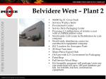 belvidere west plant 2