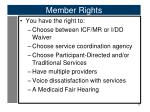 member rights
