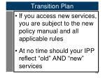 transition plan2