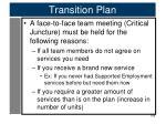 transition plan3