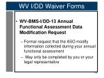 wv i dd waiver forms6