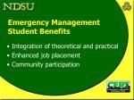 emergency management student benefits10