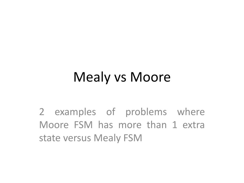 mealy vs moore l.