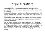 project alexander16