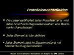 proze elementdefinition