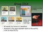 group iiia