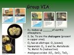 group via