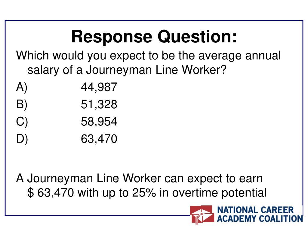 Response Question: