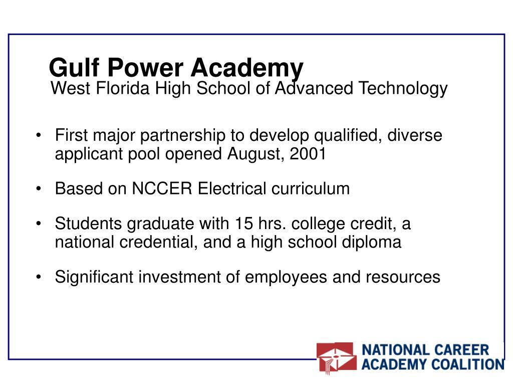 Gulf Power Academy