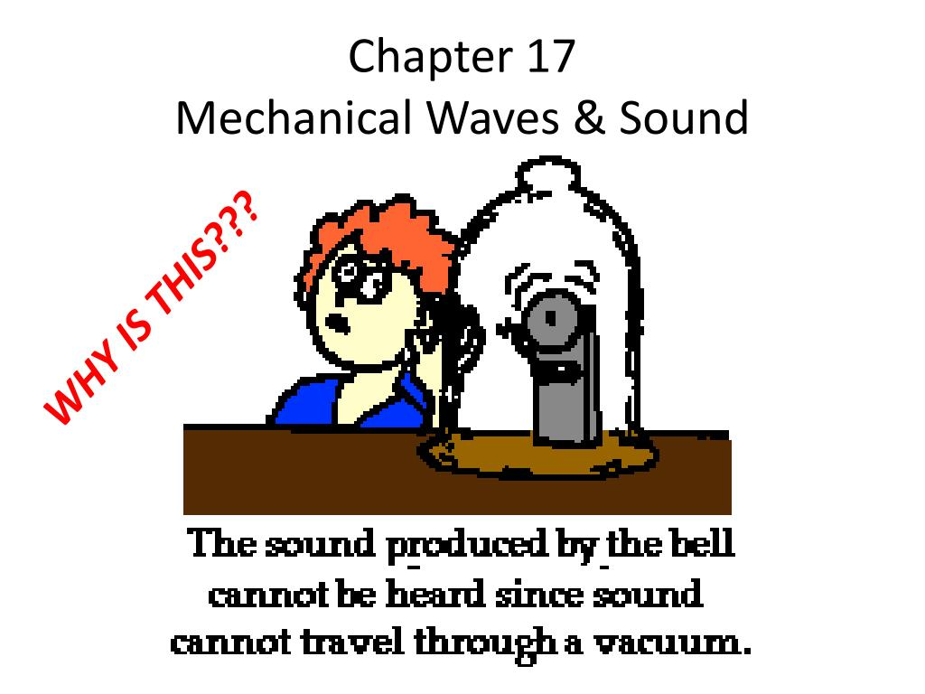 chapter 17 mechanical waves sound l.