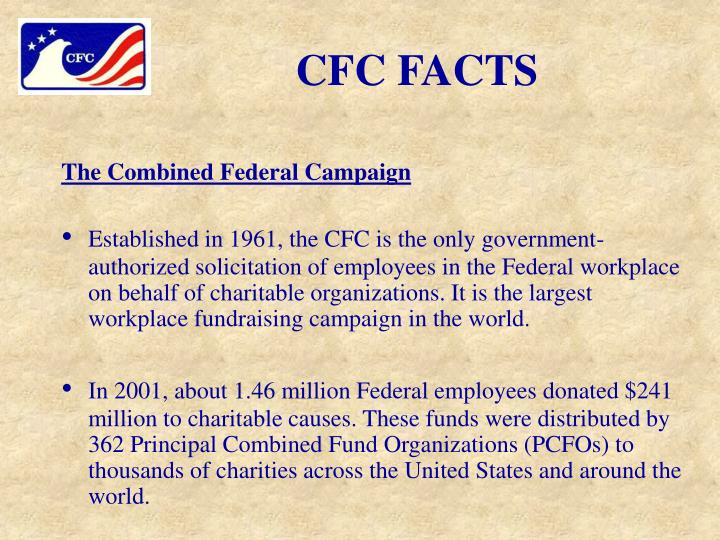 Cfc facts