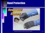 hand protection111