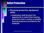 noise protection148