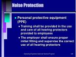 noise protection149